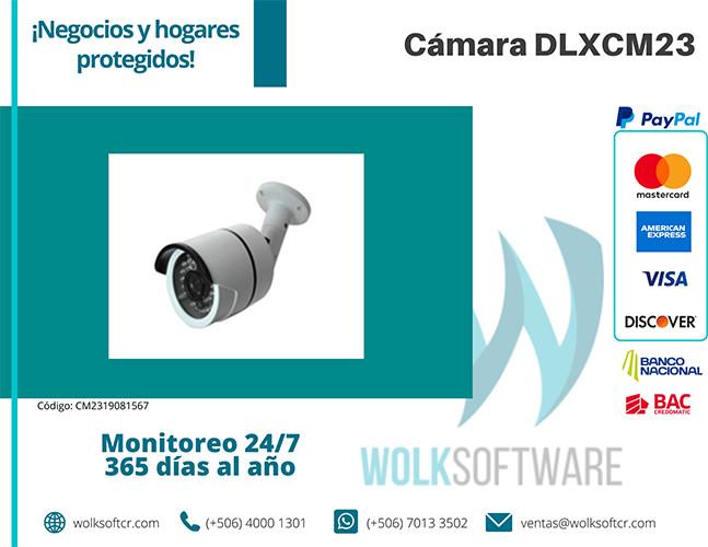 Cámara DLXCM23 | CM2319081567