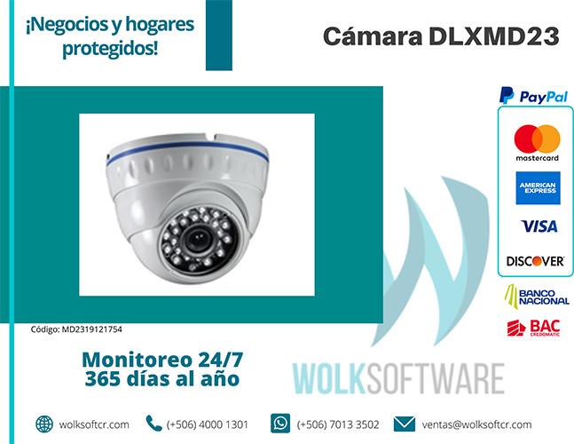 Cámara DLXMD23