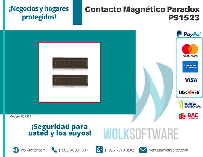 Contacto Magnético Paradox | PS1523