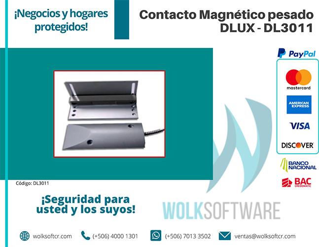 Contacto Magnético Pesado Dlux DL3011