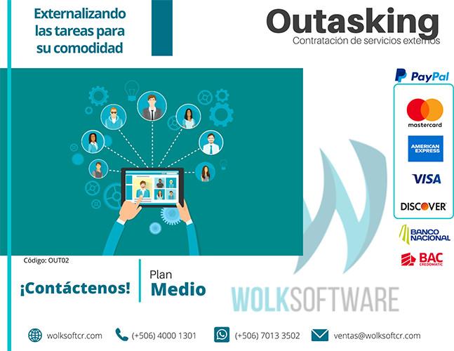 Outasking | Medio