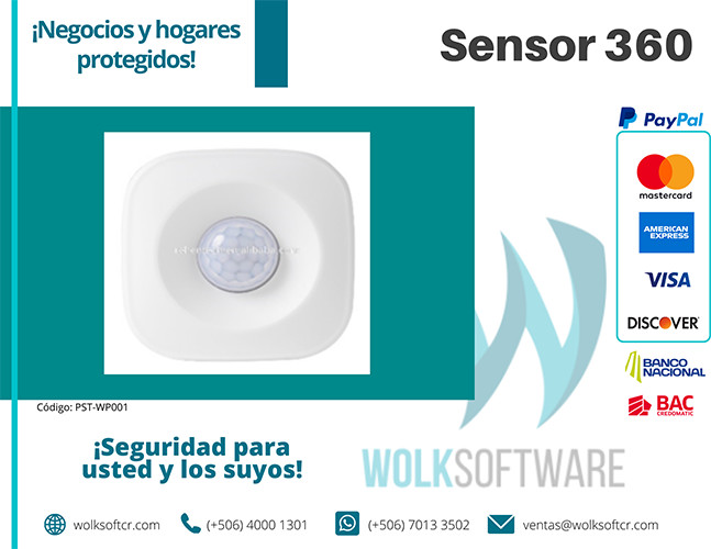 Sensor 360 | PST-WP001