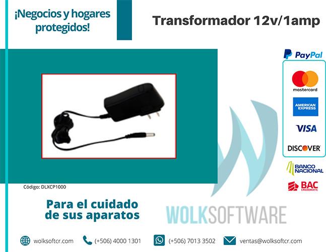 Transformador 12v/2amp | DLXCP2000