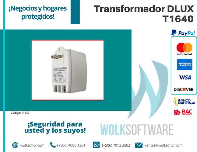 Transformador DLUX | T1640
